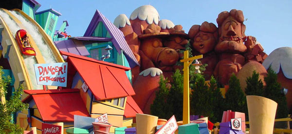 Dudley Do-Right's Ripsaw Falls,