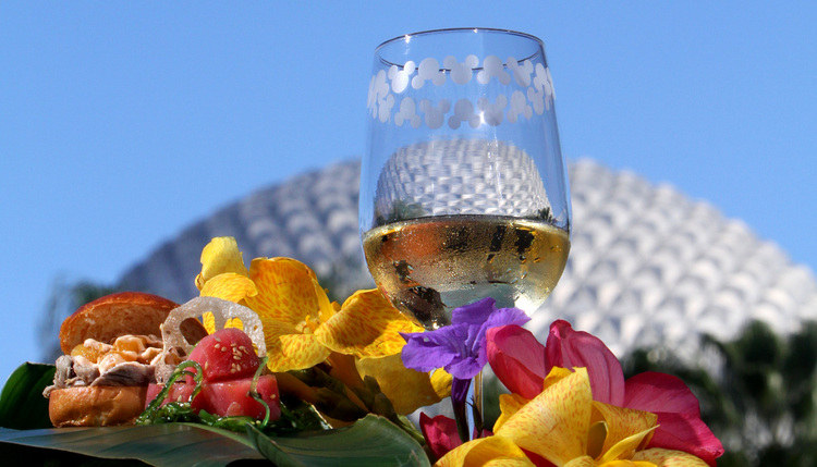 2011 EPCOT INTERNATIONAL FOOD &amp; WINE FESTIVAL