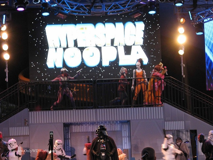 Hyperspace Hoopla