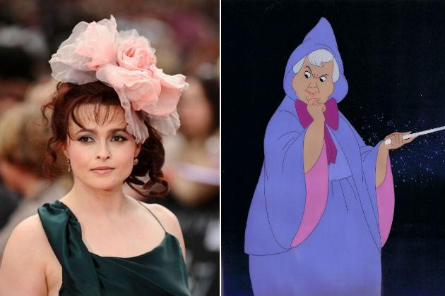 Cinderela Helena Bonham Carter