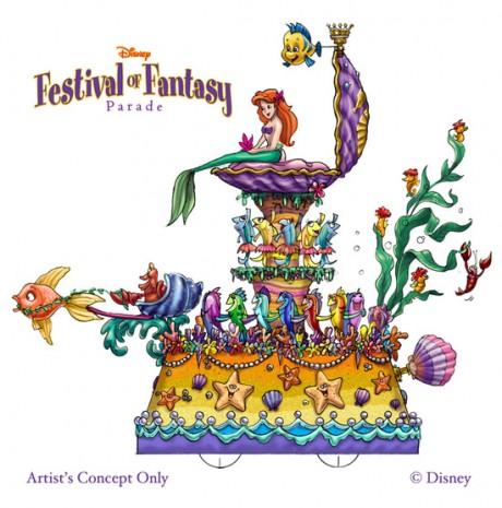 Festival Fantasy Ariel