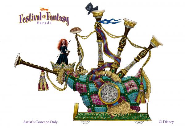 Festival Fantasy Merida