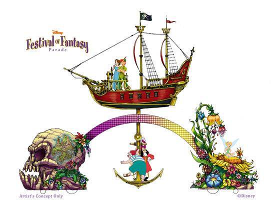 Festival Fantasy Peter Pan